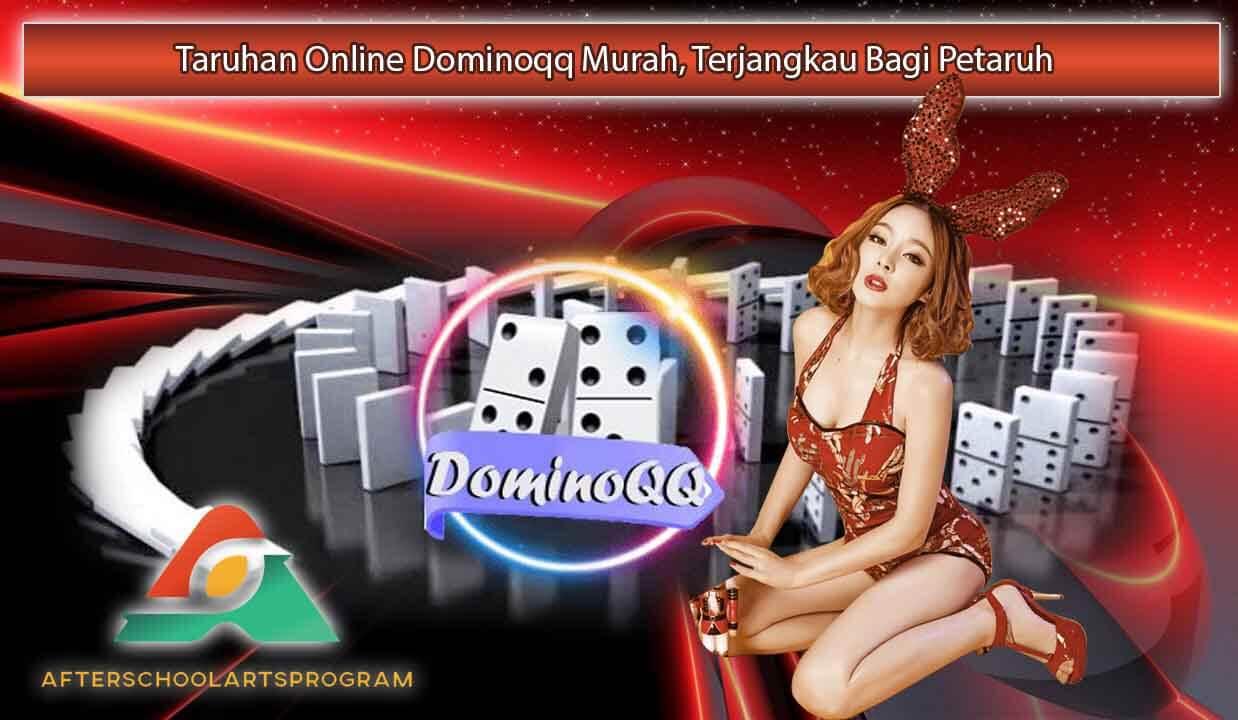 Cara Lengkap Bermain Judi Dominoqq Online